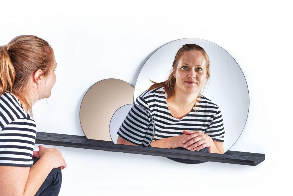 Designer Hinni Korpela, Studio Hinni, 2020  Kuva: Teemu Töyrylä